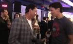 Jonathon Fischer & Justin Trudeau