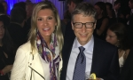 Christine Avanti-Fischer & Bill Gates