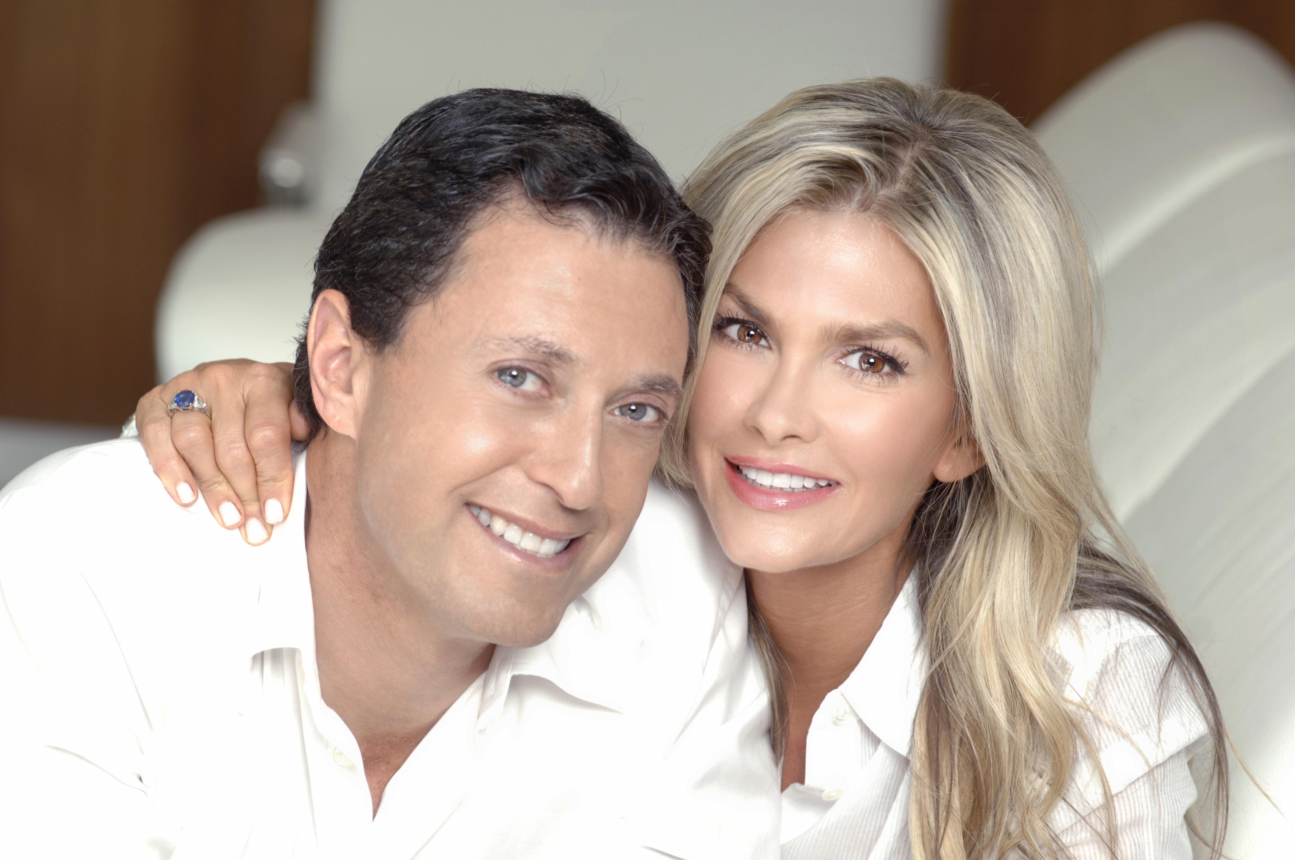 Christine Avanti and Jonathon Fischer